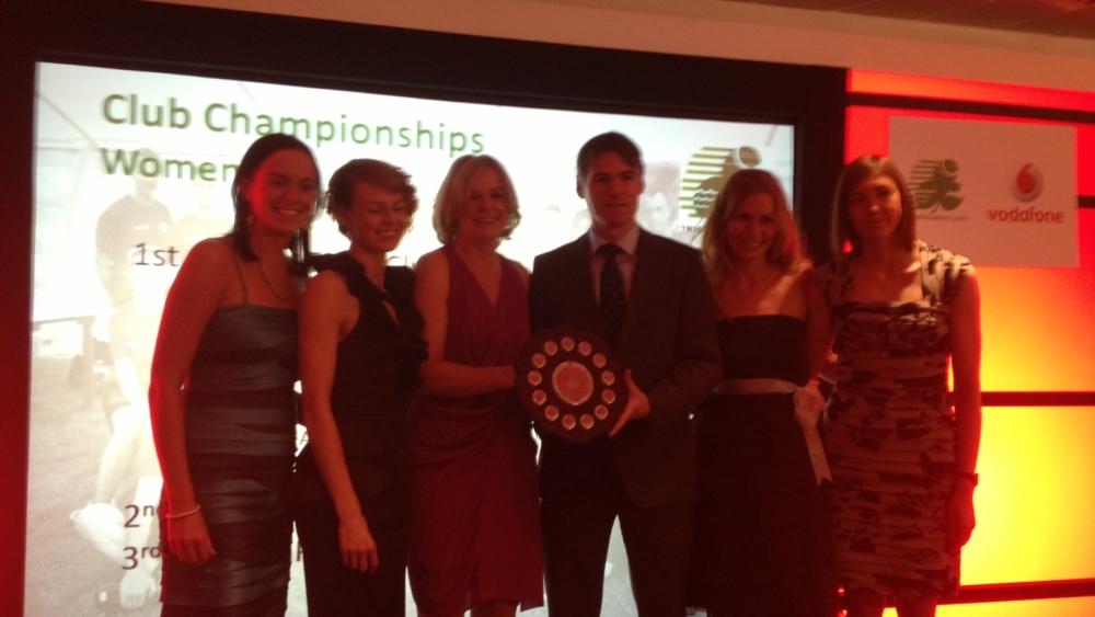 t3 ladies TI award