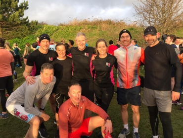 park run 25.1.20 group pic